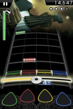 Rockband für das iPhone