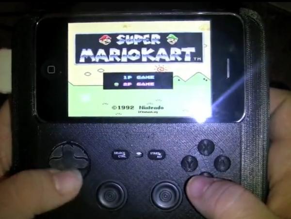GamePad für das iPhone