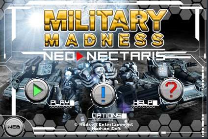 Military Madness:Neo Nectaris – Runden basierte Strategie vom Feinsten