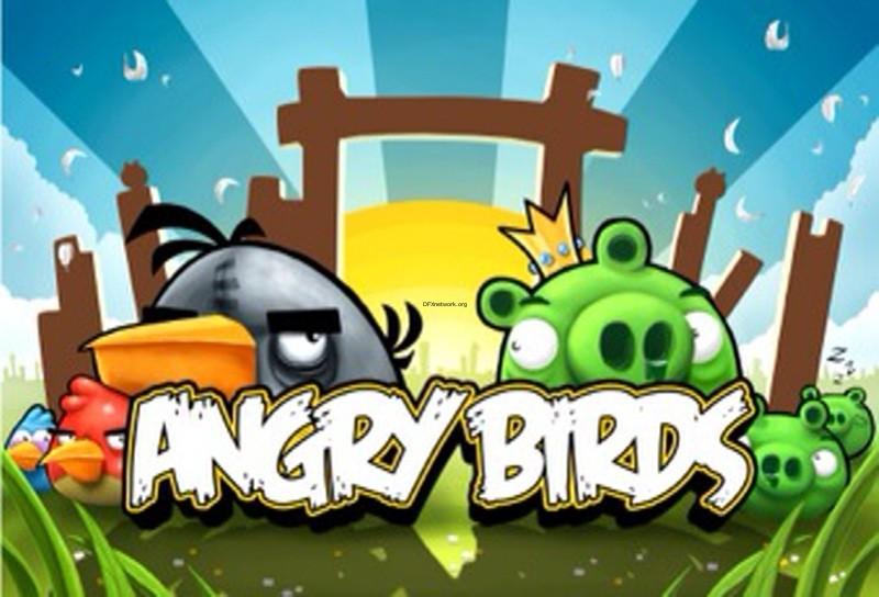 Angry Birds – Mit Spatzen gegen Grüne Schweine