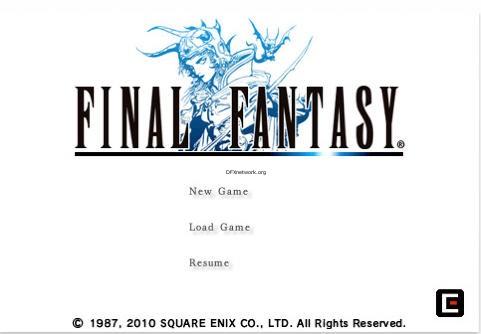 Final Fantasy 1+2 im Appstore