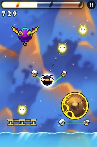 Parachute Ninja im Appstore