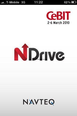 NDrive CeBit – Navi mit Deutschland karte Kostenlos