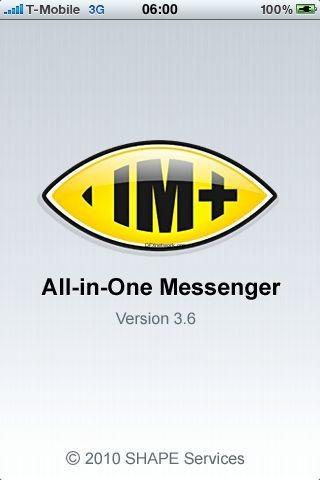 IM+ – Update auf Version 3.6