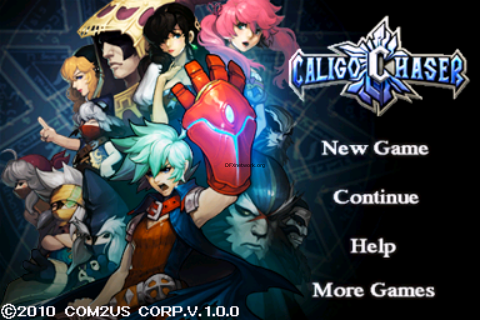 Caligo Chaser – Klassisches RPG