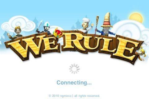 We Rule – Social Gaming in Klein