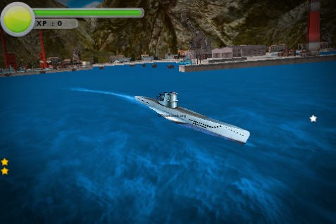 Silent Hunter – Arcade lastige U-Boot Simulation