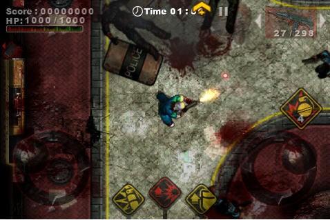 Alive 4-ever RETURNS – Neue Version des Zombie Shooter