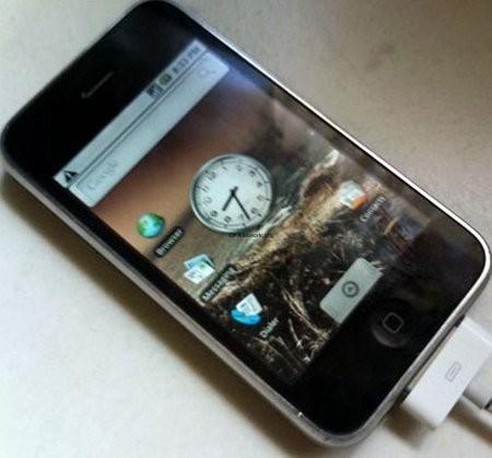 iDroid 0.2 – Android für iPhone 3G fertig