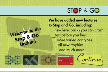 Stop and Go – Kleines Spiel mit Sucht Faktor
