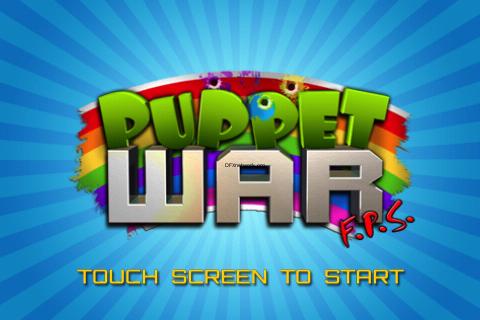 Puppet War:FPS – Tot den Puppen