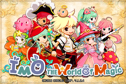 IMO: The World of Magic – MMORPG aktuell Kostenlos