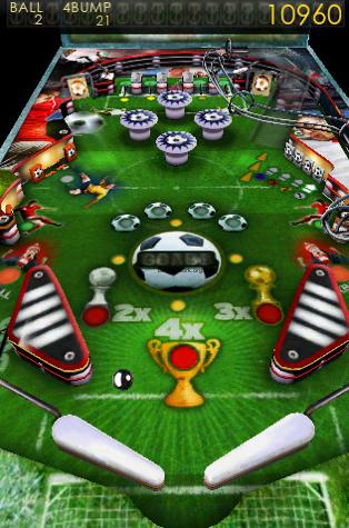 Kick Off Pinball – Flipper für die Halbzeit