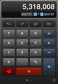 CALCBOT – Intelligenter Taschenrechner von Tapbots + Socialite Kostenlos