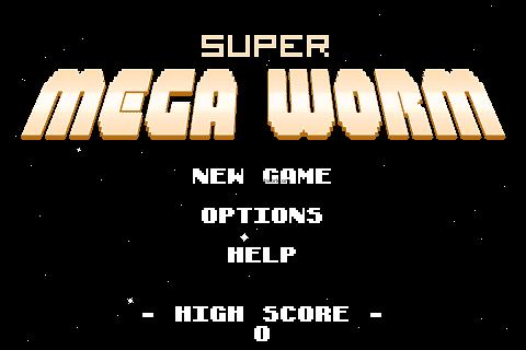 """Super Mega Worm – Noch ein Retro Kracher oder """"Eat Humanity"""""""