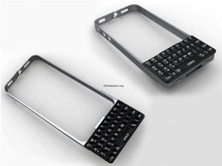 iPhone 4 Keyboard zum Anstecken
