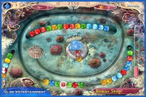 Aqua Pearls – Schöner Match-and-Pop Puzzler – ab dem 28.10