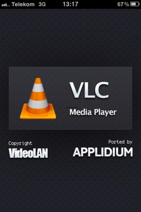 VLC Player nun auch für das iPhone veröffentlicht [Update]