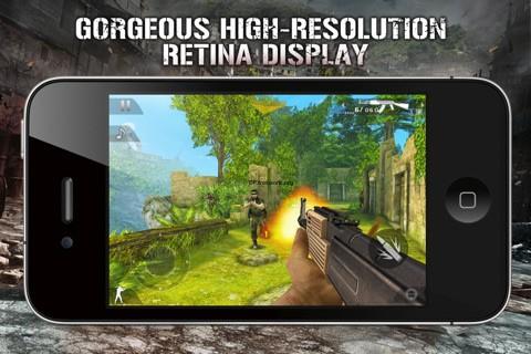 Modern Combat 2: Black Pegasus – Mehr Multiplayer, mehr Grafik, mehr von Allem