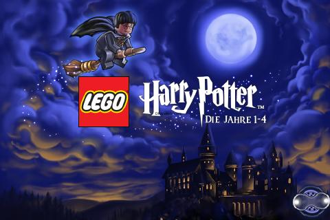 Lego Harry Potter: Die Jahre 1-4 – Passend zum Start des Neuen Film's
