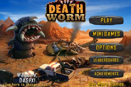 Death Worm ebenfalls Kostenlos Heute
