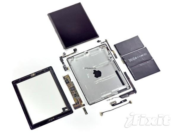iPad2 – iFixit hat's zerlegt und erste Optimierte HD Spiele