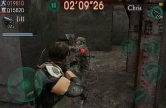 Resident Evil Mercenaries VS. – Resident Evil Multiplayer auf dem iPhone