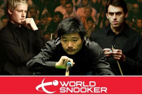 World Snooker – Snooker Spiel der gehobenen Klasse