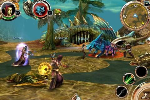 Order & Chaos Online – Gameloft hat sein MMORPG im Stil von World of Warcraft veröffentlicht
