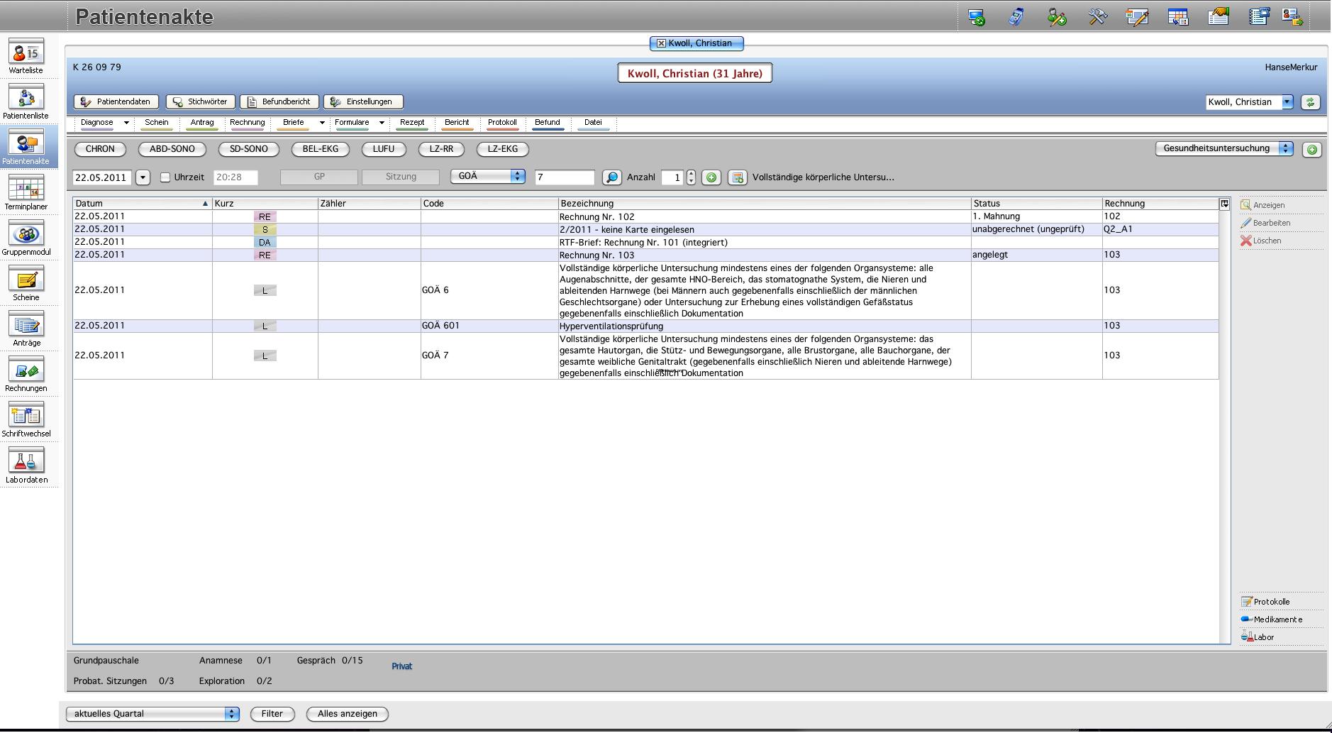 Epikur Medico – Mac Arzt Praxen Software mit Mehrwert