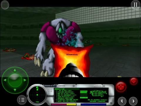 Marathon 1 – Das Ur-Halo auf dem iPad
