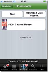 Podcaster 3 – Podcast App für iTunes Muffel