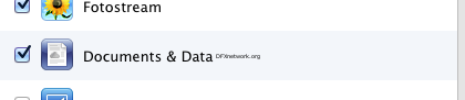 iCloud Filesync – ähnlich wie Dropbox Dateien Syncen