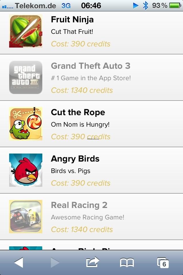 Bezahl Apps kostenlos bekommen