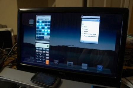 iPad Apps auf dem AppleTV