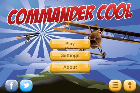 Commander Cool – 2D Retro Jump&Run