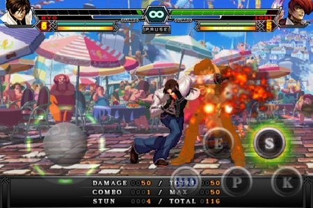 THE KING OF FIGHTERS-i 2012 – Retro vom feinsten
