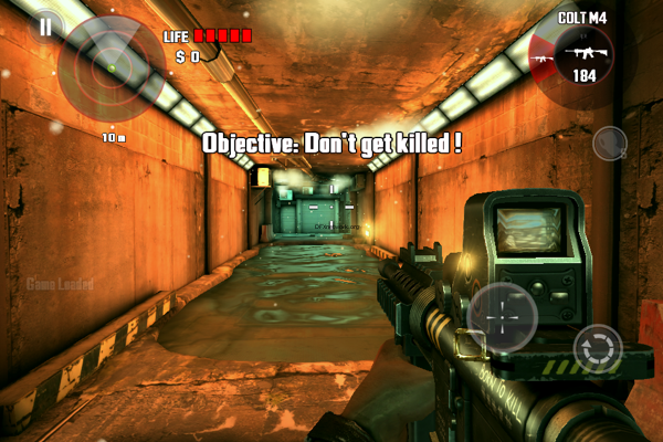 DEAD TRIGGER – Zombie First Person Shooter