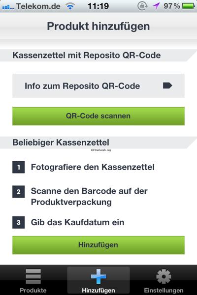 Resposito – Digitaler Zettelsammler jetzt mit Versicherung + Verlosung
