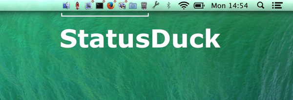 StatusDuck – Das Dock mal anders