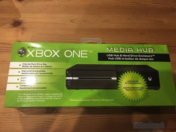 Das beste Zubehör für die Xbox One – Collective Minds Xbox One Media Hub