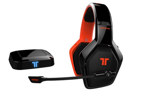 Tritton Katana HD 7.1 – Wireless 7.1 Headset für die Xbox One
